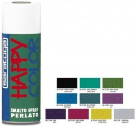 "VOPSEA SPRAY ""HAPPY COLOR"" PERLAT ALBASTRU ORIENTAL 400ml"