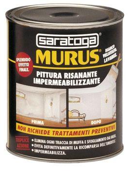 Vopsea de tratare si impermeabilizare MURUS - 1L