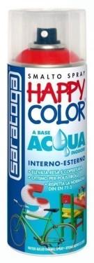 """VOPSEA SPRAY """"HAPPY COLOR AQUA"""" PE BAZA DE APA ALBASTRU INCHIS RAL 5017 - 400ml"""
