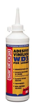 W.D3 adeziv vinilic pentru lemn - 250gr.