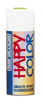 """VOPSEA SPRAY """"HAPPY COLOR"""" FLUORESCENT PORTOCALIU 400ml"""