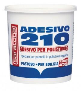 210 Adeziv pentru polistiren - 800gr