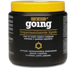 Impermeabilizant lichid GOING - 1 kg - culoare rosu