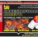 CUBULETE PENTRU APRINDEREA FOCULUI FALO' - 40buc / cutie