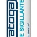 Silicon sigilant acetic SANITAR (antimucegai) de culoare TRANSPARENT - 280gr