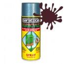 Spray vopsea gel  FERNOVUS lucioasa - 400 ml - culoare castaniu