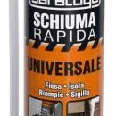 Spumă poliuretanică universală aplicare manuală - 500ml.
