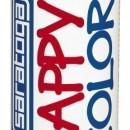 """Vopsea spray """"HAPPY COLOR"""" acrilic ALB GHIATA 400ml"""