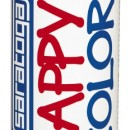 "Vopsea spray ""HAPPY COLOR"" acrilic ALB MAT 400ml"