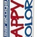 """Vopsea spray """"HAPPY COLOR"""" acrilic GRI NEGRU RAL 7021 400ml"""