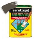 Vopsea gel FERNOVUS metalizata - 750ml - culoare gri petrol