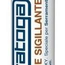 Silicon sigilant neutru METALIZAT pentru aluminiu de culoare MARO METALIZAT - 310ml