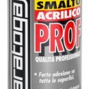 Spray email lucios SMALTO acrilic profesional PORTOCALIU RAL2004 - 400ml