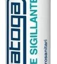 Silicon sigilant acetic SANITAR (antimucegai) de culoare ALBA - 280gr