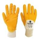 Mănuși de protectie CONTACT cauciucate impermeabile - marimea 10