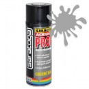 Spray email lucios SMALTO acrilic profesional TRANSPARENT ALUMINIU RAL9006 - 400ml