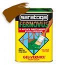 Vopsea gel FERNOVUS lucioasa - 750ml - culoare tutun