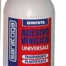 Adeziv vinilic pt. materiale flexibile poroase UNIVIL - 100gr