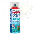 "VOPSEA SPRAY ""HAPPY COLOR AQUA"" PE BAZA DE APA ALB LUCIOS RAL 9010 - 400ml"