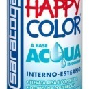 "VOPSEA SPRAY ""HAPPY COLOR AQUA"" PE BAZA DE APA ROSU RAL 3000 - 400ml"