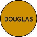 Marker retus lemn culoare DOUGLAS - pachet 12 markere