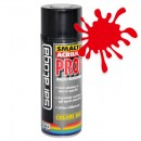 Spray email lucios SMALTO acrilic profesional ROSU TRAFFIC RAL3020 - 400ml