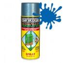 Spray vopsea gel FERNOVUS lucioasa - 400 ml - culoare albastru