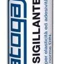 Silicon acetic universal - 280gr - NEGRU