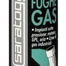 Spray detectare scapari de gaz - 75ml