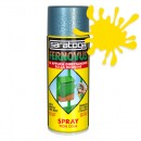 Spray vopsea gel FERNOVUS lucioasa - 400 ml - culoare galben