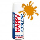"Vopsea spray ""HAPPY COLOR"" acrilic PORTOCALIU 400ml"