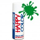 "Vopsea spray ""HAPPY COLOR"" acrilic VERDE PAJISTE 400ml"