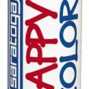 """Vopsea spray """"HAPPY COLOR"""" acrilic NEGRU MAT 400ml"""