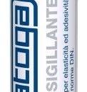 Silicon acetic universal - 280gr - ALUMINIU