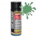 Spray email lucios SMALTO acrilic profesional VERDE RESEDA RAL6011 - 400ml
