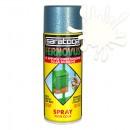 Spray vopsea gel  FERNOVUS satinat opac - 400 ml - culoare alb ghiata