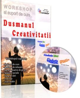 Curs Video - Dusmanul creativitatii
