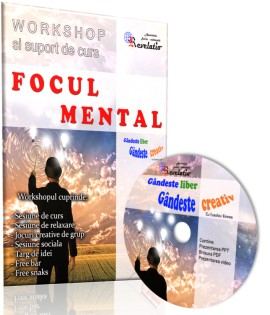 Poze Curs Video - Focul mental