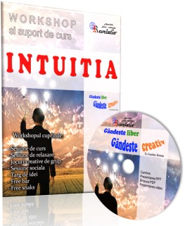 Poze Curs Video - Intuitia