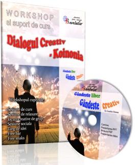 Curs video - Dialogul Creativ - Koinonia