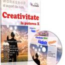 Curs video - Creativitatea la puterea X