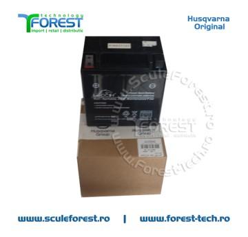 Acumulator tractor / rider Husqvarna 12V / 14 Ah