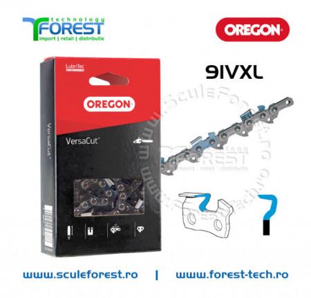 """Lant 16"""" (40cm), 3/8, 28 dinţi ,pas 3/8,canal 1.3mm Oregon 91VXL056E"""