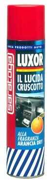 Spray curatare bord cu parfum portocala LUXOR - 500ml