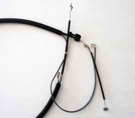 Cablu acceleratie COMPLET motocositoare Husqvarna 323 R, 325 RX, 327 RX