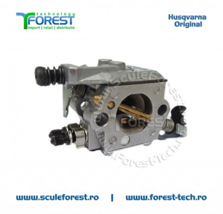 Carburator original drujba Partner 352, 371, 4-18 XT, 4-20XT si McCulloch Mac 4-18 XT, Mac 4-20XT