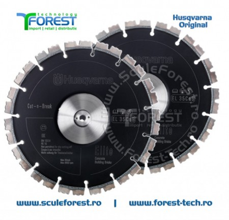 DISC CUT-N-BREAK Husqvarna CNB EL35 Φ230mm