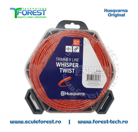 Fir motocoasa (damil) 2.7mm x 60m Whisper Twist | SculeForest