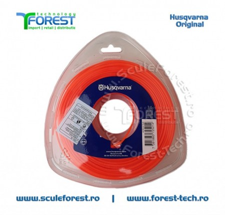 Poze Rola fir trimmy 2.4mm x 90 m Round