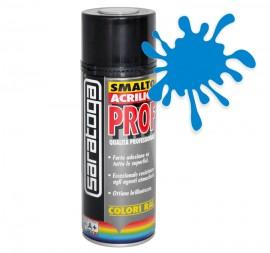 Spray email lucios SMALTO acrilic profesional ALBASTRU DESCHIS RAL5012 - 400ml